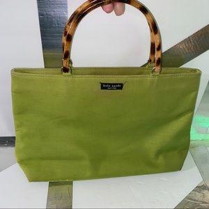Lime Green Kate Spade Bucket Bag